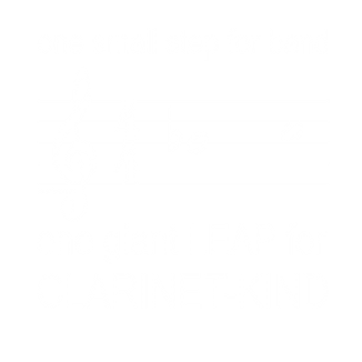 funny clarinet shirt